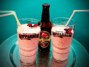 Sorbete de Sidra Kopparberg mixed fruits