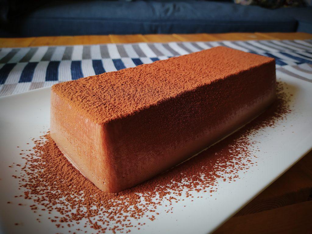 Flan de Chocolate fácil, bajo en Azúcar